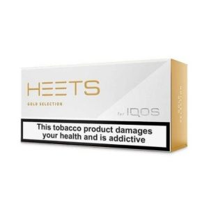 Heets For IQOS Gold Label Exclusive