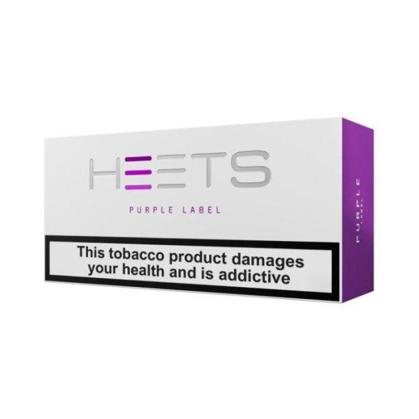 Heets For IQOS Purple Label